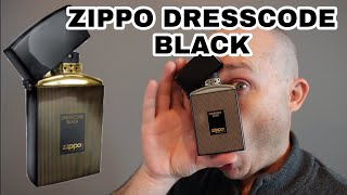 Zippo Dresscode Black fragrance/cologne review
