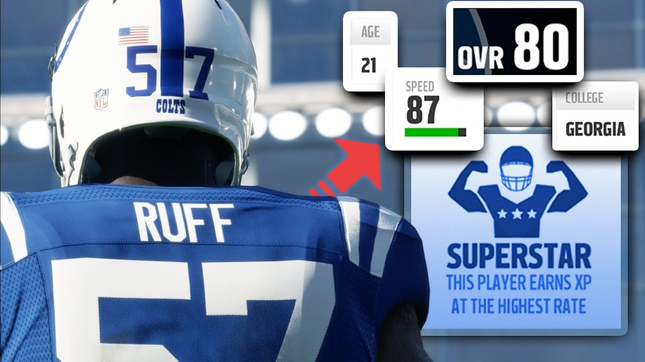Roquan Smith Clone has NFL Debut! Madden 18 Colts Connected Franchise Ep. 38 (S3)