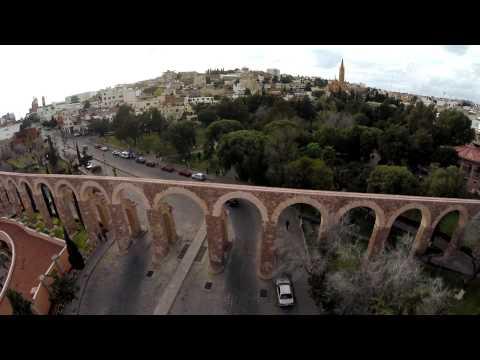 Zacatecas desde el Aire - Aerial View of Zacatecas