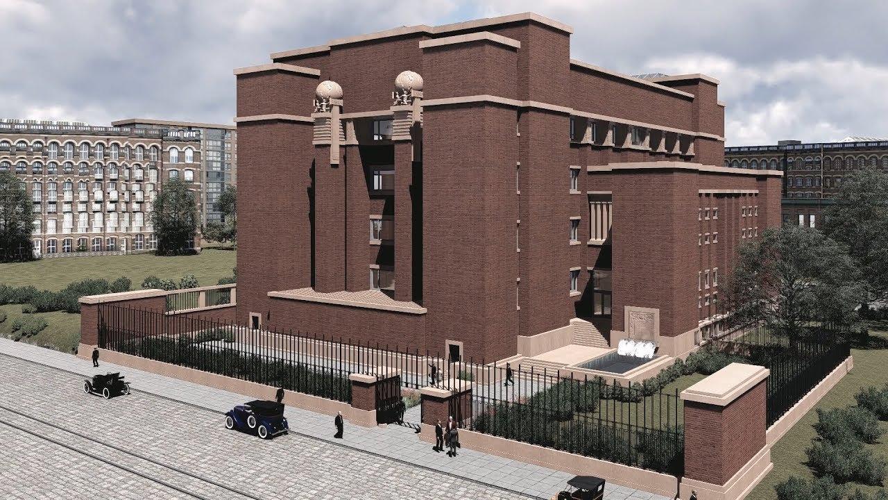 Frank Lloyd Wright: The Lost Works - Larkin Administration Building