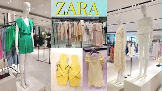 ZARA WOMEN S NEW SUMMER COLLECTION JUNE 2021 ZARA SHOPPING GUIDE COME SHOP WITH ME ZARA ONLINE