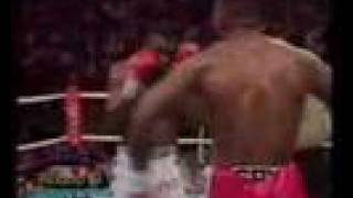 Incredible Punch Resistance, Lennox Lewis