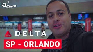 Classe Economy Comfort da Delta: vale a pena?