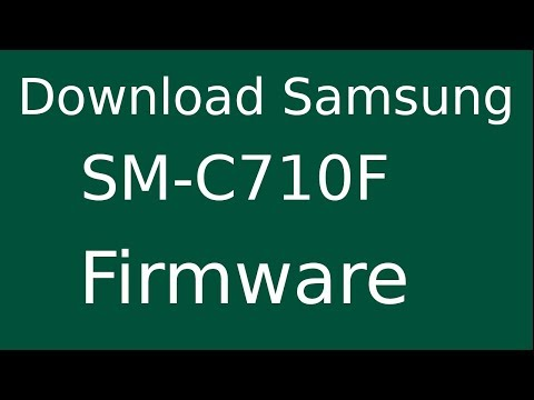 Download How To Download Samsung Galaxy J7 Plus Sm C710f