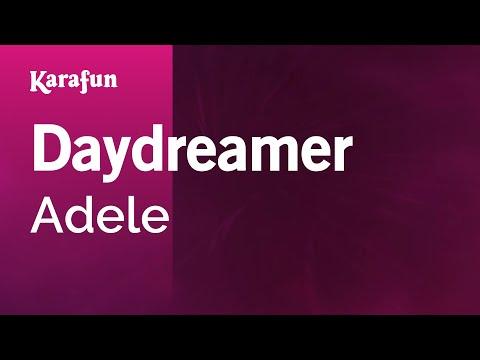 Karaoke Daydreamer - Adele *