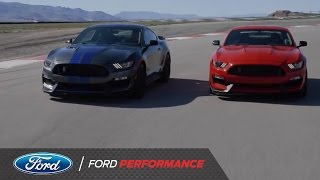 All New Shelby GT350 and GT350R Mustang   Performance Vehicles   Ford Performance