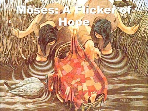 """Moses: A Flicker of Hope for an Enslaved People""_January_14_2018"