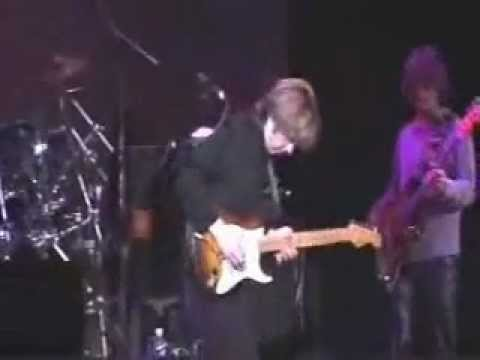 Eric Johnson @ House Of Blues 10 Shape I'm In