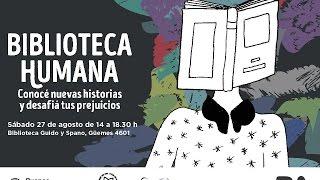 BIBLIOTECA HUMANA - Buenos Aires, Argentina