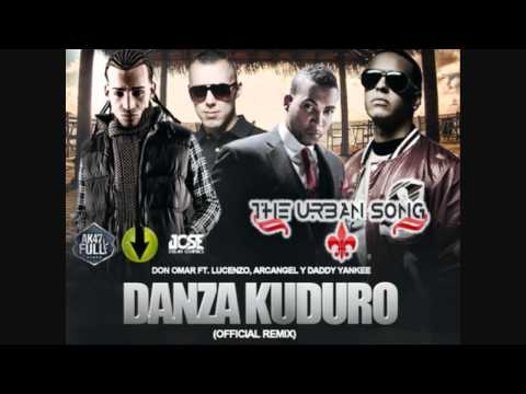 Danza Kuduro (Official Remix) - Don Omar ft Lucenzo, Daddy Yankee & Arcangel