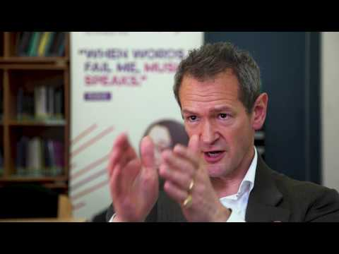 Alexander Armstrong Visits a Nordoff Robbins Music Therapy Session