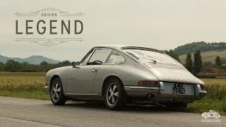 Porsche 911 - A German Driving Legend in Italy