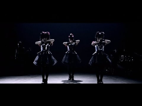 BABYMETAL - KARATE (OFFICIAL)