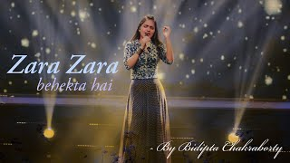 Zara zara bahekta hain cover by Bidipta Chakraborty (Headphone recommended)