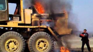 Автогрейдер горит(, 2012-05-01T04:59:02.000Z)