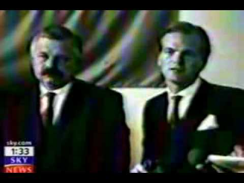 Kremlin Russia IRON GENERAL VICE PRESIDENT RUTSKOY GERALD CARROLL Global Security Affair