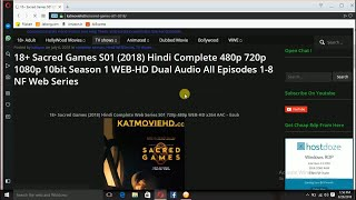 How to Download Sacred Games All Episodes | Netflix Web Series in Hindi