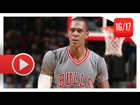 Rajon Rondo Full Triple-Double Highlights vs Cavaliers (2016.12.02) - 15 Pts, 12 Ast, 11 Reb