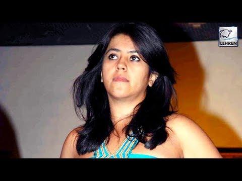 A Man Stalking Ekta Kapoor Gets Arrested