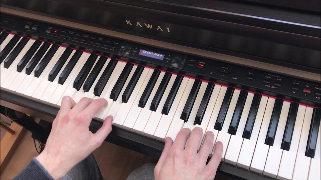 Words (Don't Come Easy) - F.R. David (Piano Cover)