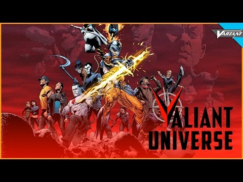 The Valiant Comic Universe!