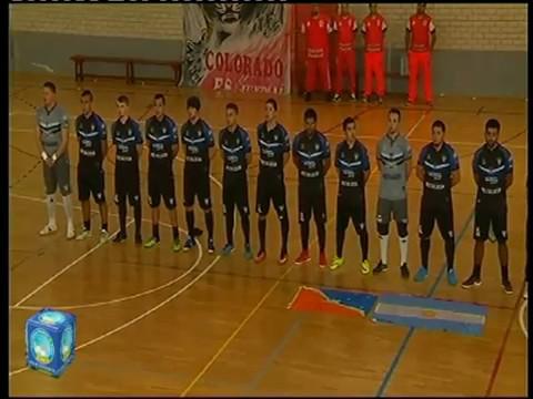 Club Magallanes Vs. Colorado Jundiai (Brasil) - Final 1er Tiempo