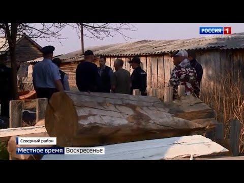 Продолжается расследование дела о жестоких убийствах в посёлке Новосибирской области