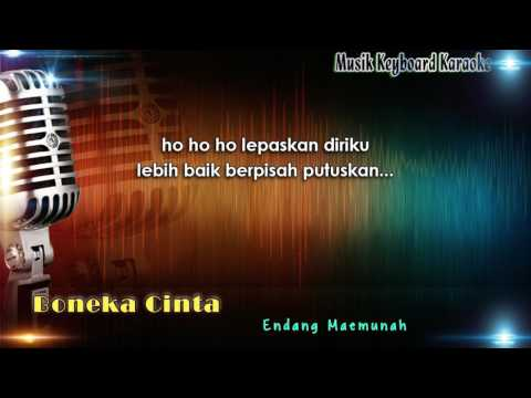 Endang Maemunah - Boneka Cinta Karaoke Tanpa Vokal