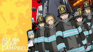[adc] Inferno – Mrs. Green Apple (fire Force Op) [thai Cover Version]