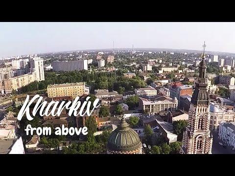KHARKIV from above | thekonst travel vlog