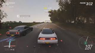 Forza Horizon 4 - Forzathon Weekly Challenges - Guide for Week 2 (1992 Honda NSX)