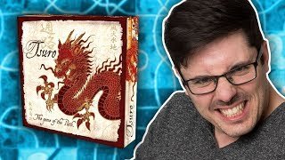 CHASING THE DRAGON IN TSURO