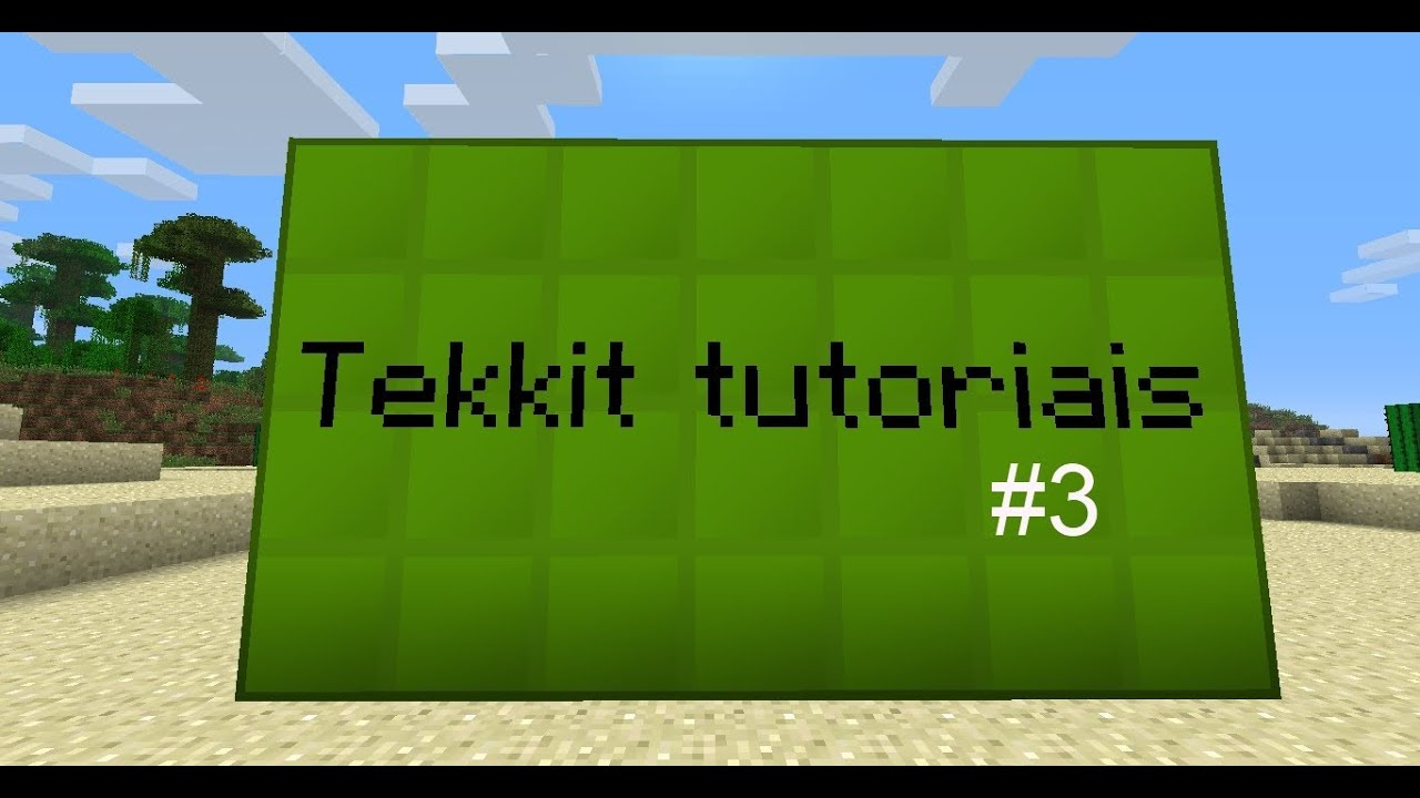 how to make bronze tekkit