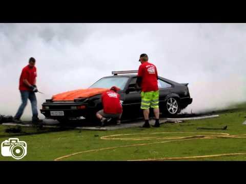 Tranum Burnout 2015 - Celica Supra