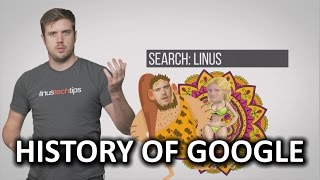 The History of Google