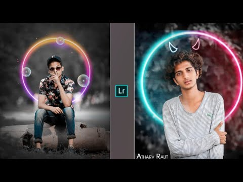 New Instagram Viral Photo Editing Tutorial | Lightroom Photo Editing | Ijaj Editz thumbnail