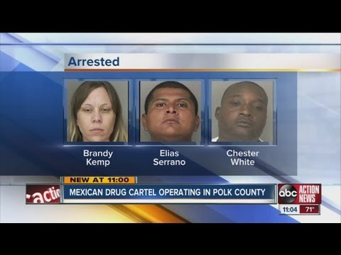 Gulf Cartel operating in Fort Meade