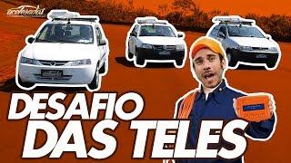 GOL X CELTA X PALIO: DESAFIO DAS TELES - PARTE 1 - ESPECIAL #57 | ACELERADOS thumbnail