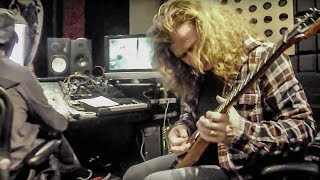 Megadeth at Vic's Garage - Studio Update #9 February 2013