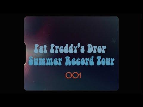 Fat Freddy's Drop NZ Summer Record Tour 001