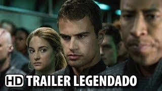 Divergente - Trailer Final HD Legendado (2014) HD