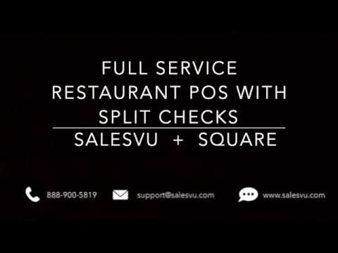 Square POS System - Complementary Apps   SalesVu