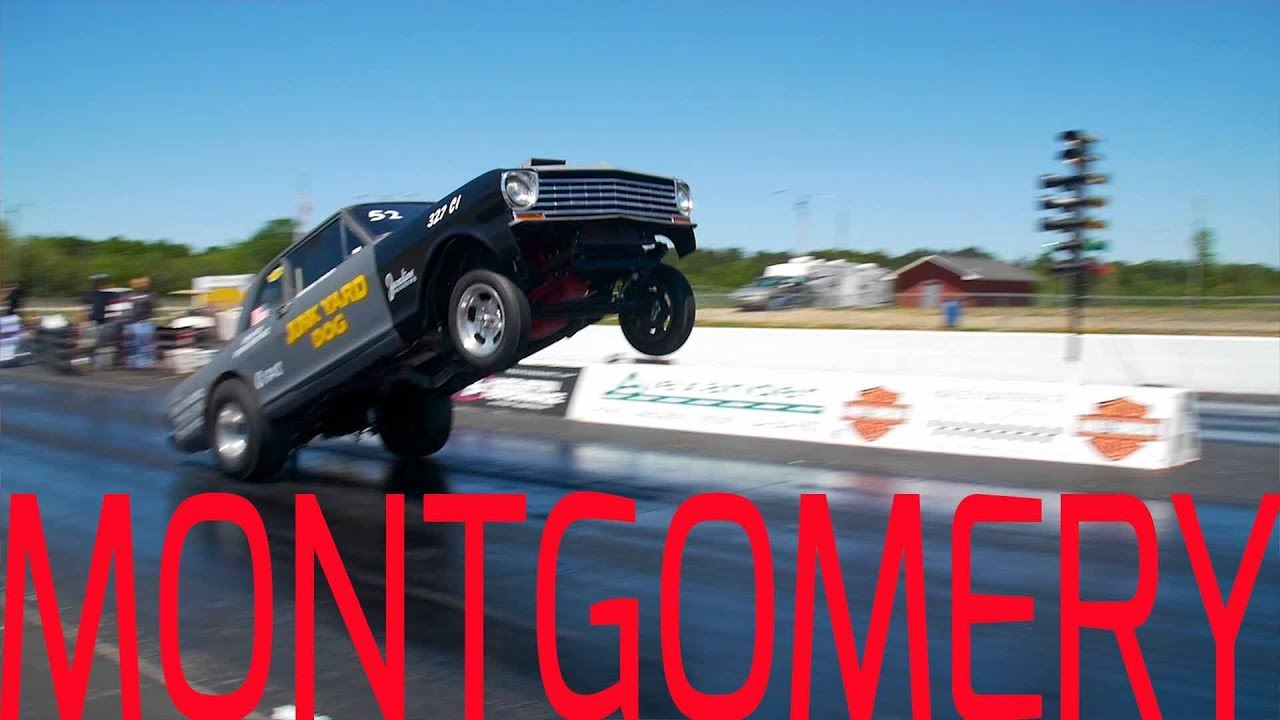 #1 Southeast Gassers OFFICIAL Race Recap Montgomery Event 4-8-17
