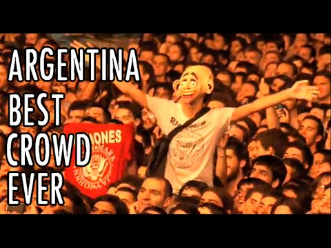 Argentina: Best Crowd Ever [PARTE 10] [HD]