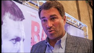 Eddie Hearn: Andy Ruiz Jr FURTHER COMPENSATED for Anthony Joshua return