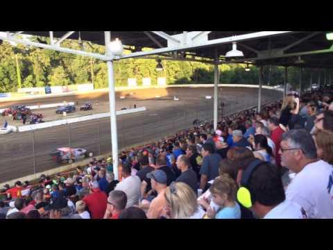 Highland Speedway 07 09 16 Garys Heat