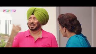 3 Ediot   Punjabi Full Comedy movie # 1