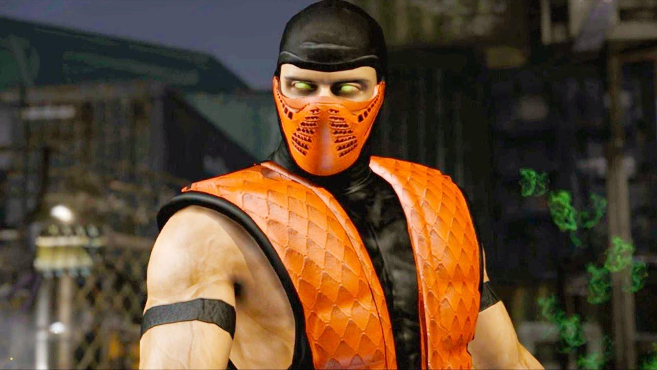 Mortal Kombat XL - All Klassic Fatalities on Ermac MK2 Costume Skin Mod 4K Ultra HD Gameplay ...