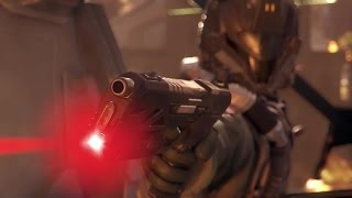 Call of Duty Black Ops 3 Reveal Trailer