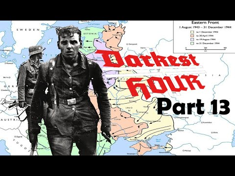Darkest Hour: A Hearts of Iron game 1943 Germany - Part 13 1945.05.21-1945.08.14 (AI airforce) |